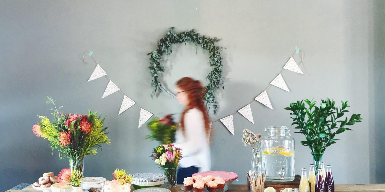 Tips For A Waste Free Celebration