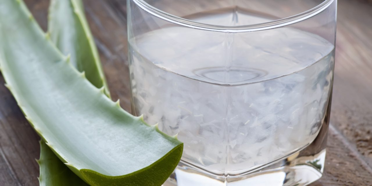 Is Aloe the New Coconut Water?
