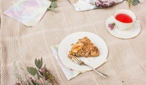 Apple crumble pie_1