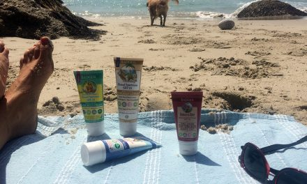 Badger Sunscreens: Eco sun protection put to the test
