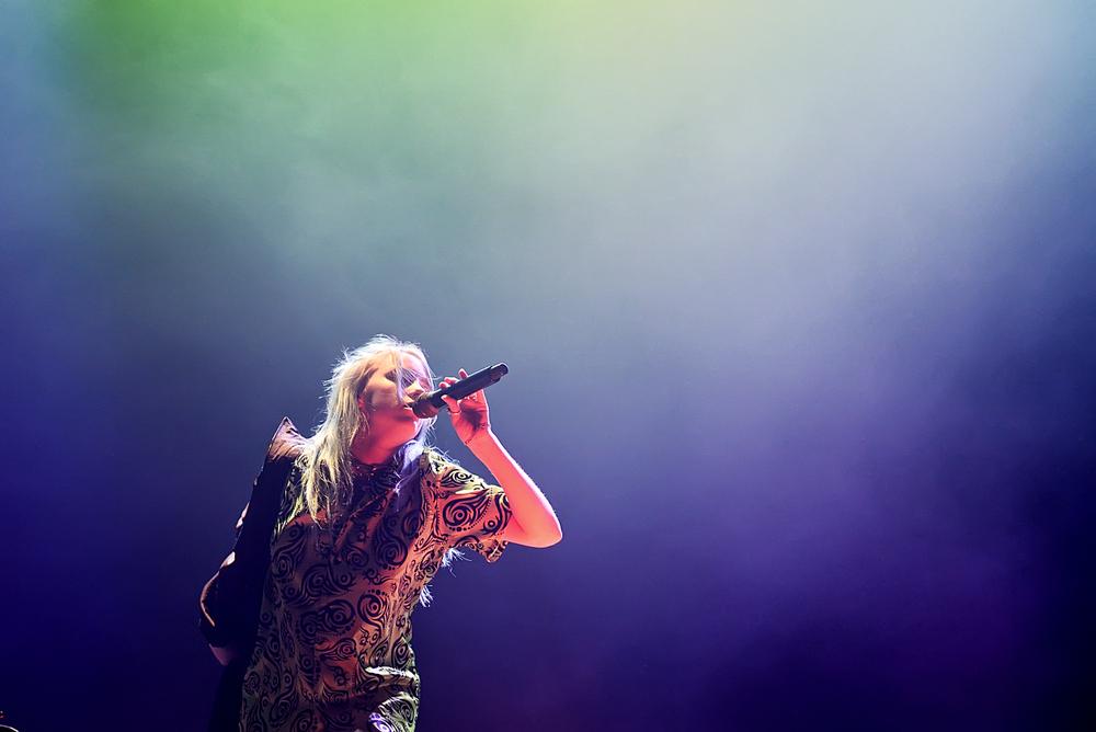 Billie Eilish Eco-Friendly World Music Tour