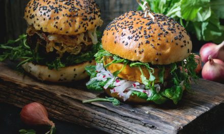 8 deliciously gourmet veggie burger recipes