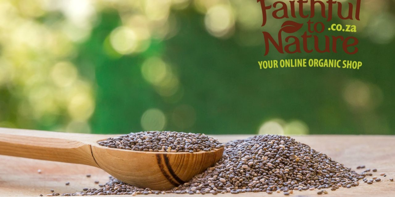What's So Special About Chia Seeds?