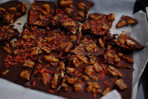 Chocolate-bark