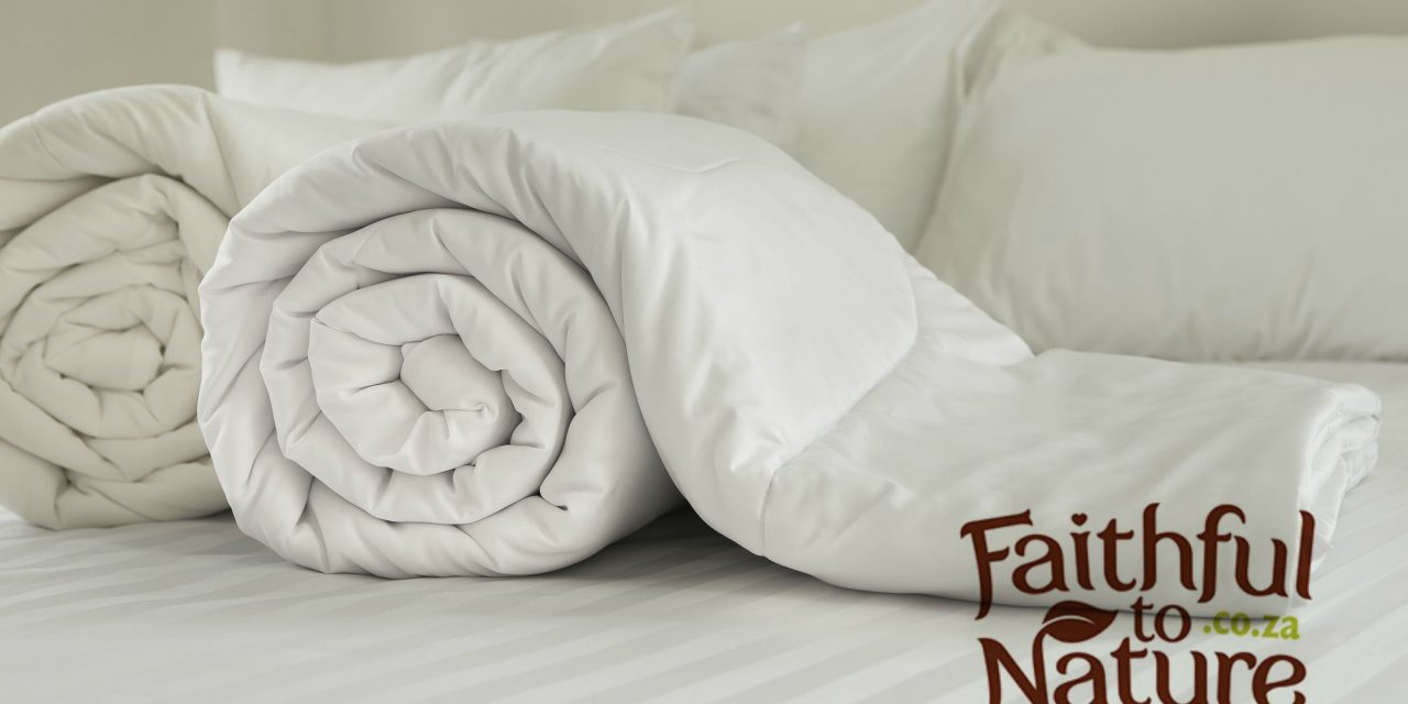 How To Choose The Right Organic Duvet