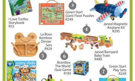 Our Favourite Sweet Festive Spoils for Kids