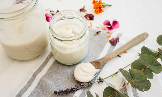 Four-Ingredient Dairy-Free Coconut Yoghurt