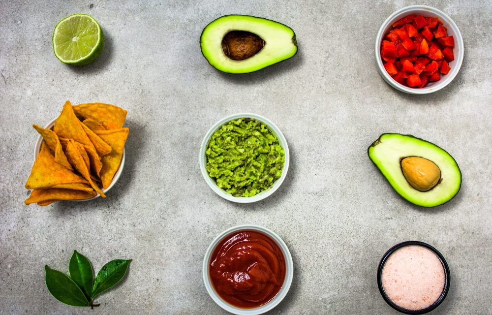 Deconstructed Guac: The Ultimate Entertainment Platter