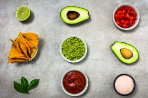 Deconstructed Guac The Ultimate Festive Platter