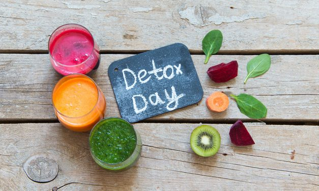 New Years Detox Tips to Flush Your System