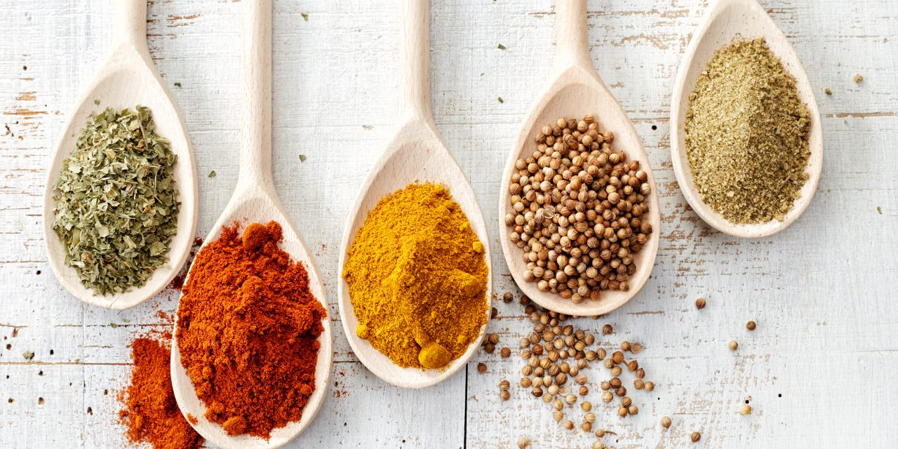 Does Your Spice Rack Need a Spring Clean?