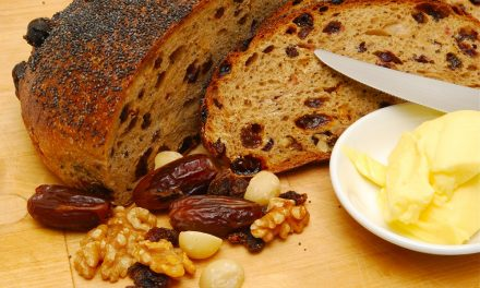 Making Bread Fun with Fruit & Nuts