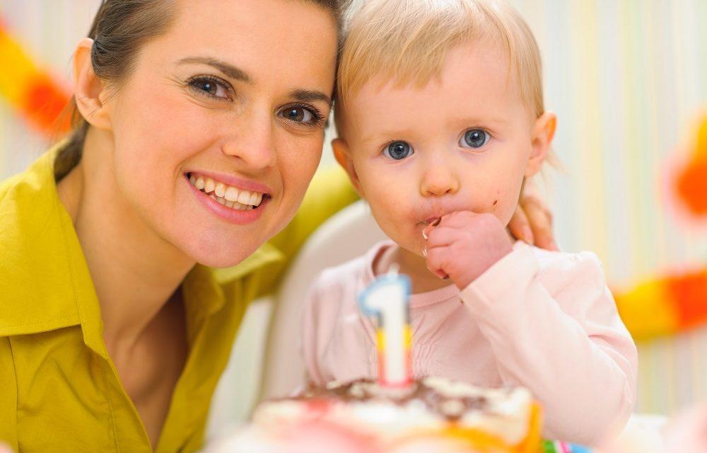 Healthy Baby Birthday Cake Recipe