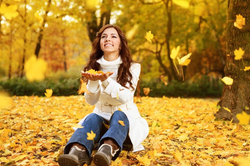 Find Your Organic Autumn Colour Palette