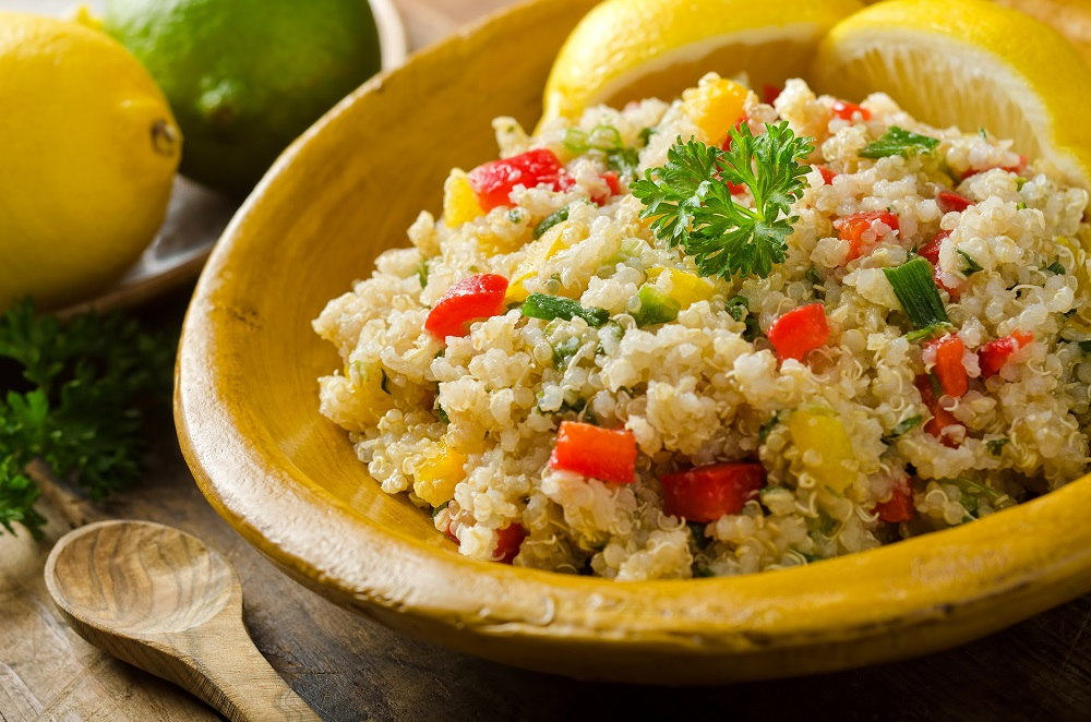 Two Quick & Clean Quinoa Recipes