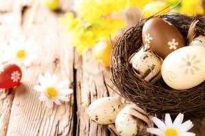 3 Healthy, Yummy Organic Easter Recipes