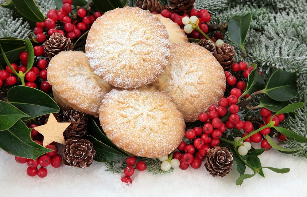 Gluten Free Fruit Mince Pies Recipe