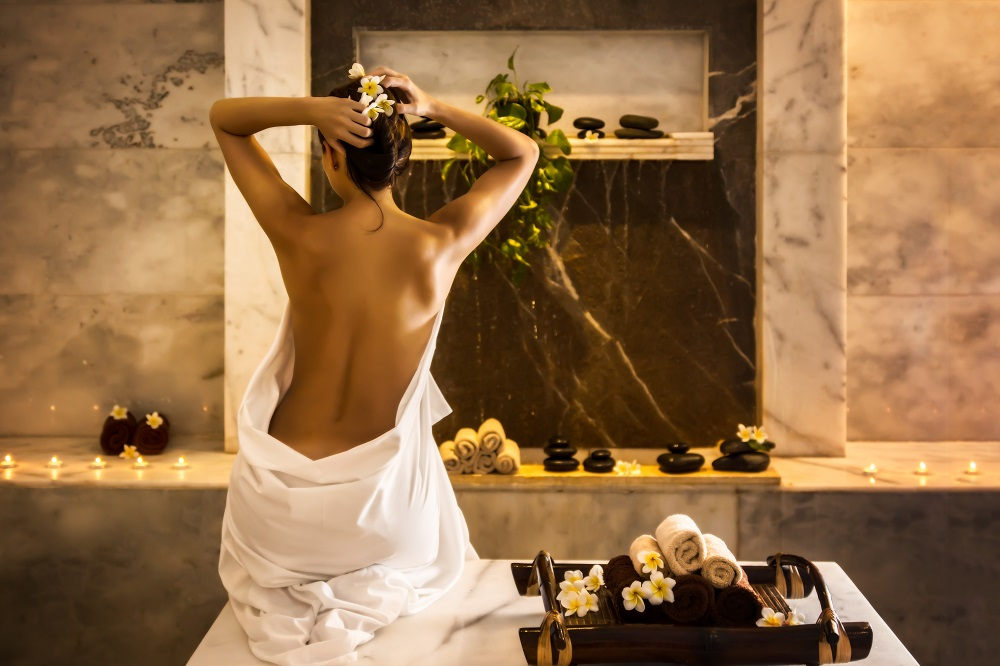 An Authentic Moroccan Steam Bath Experience at Home