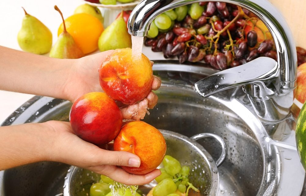 Ways to Wash Fruit & Vegetables Naturally (Plus Why You Should)