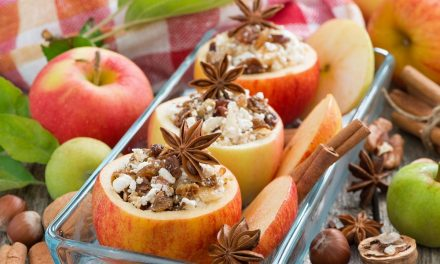 Scrumptious Sticky Apple Dessert Cups
