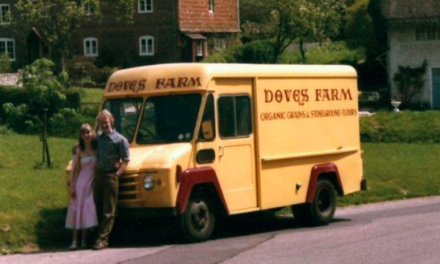 10 reasons why Doves Farm are the cream of the crop