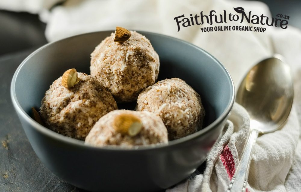 We Can't Get Enough Of These Chai Spiced Energy Balls