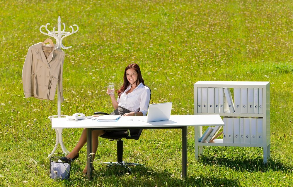 Five Great Investments for a Healthy Green Office