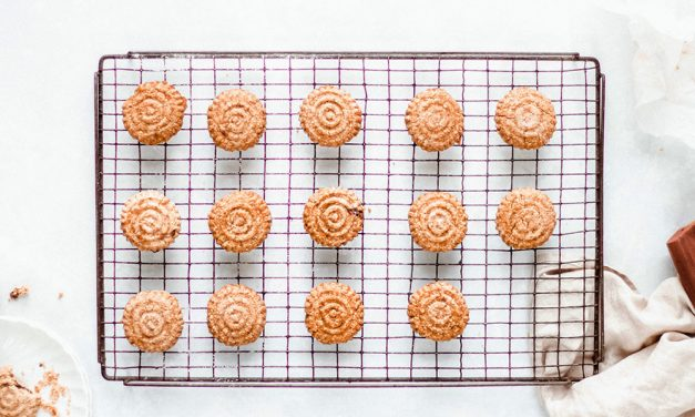Gluten-free Ma'amoul Cookies