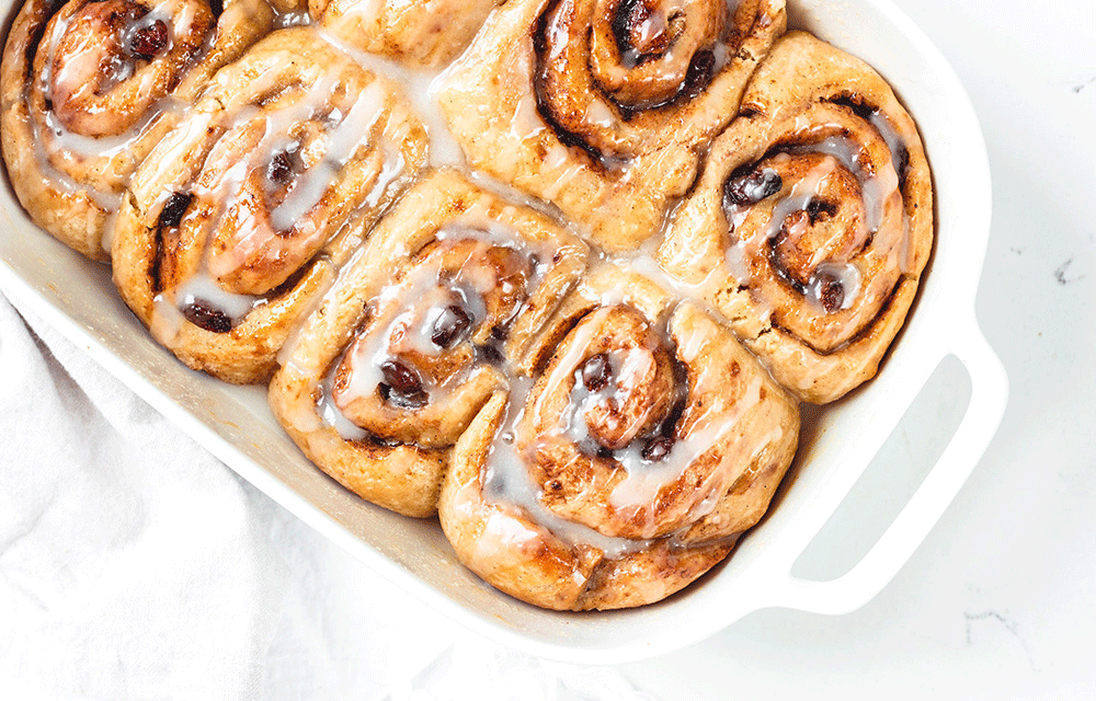 Hot-Cross Cinnabuns