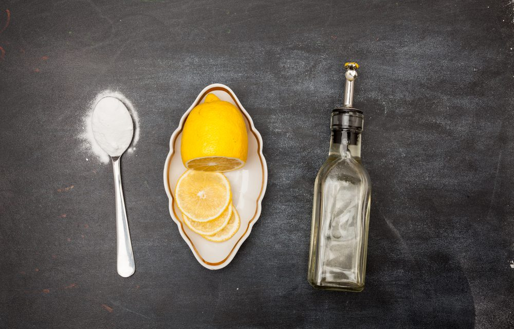 How to Clean Everything in Your Kitchen with Baking Soda, Lemon Juice and Salt