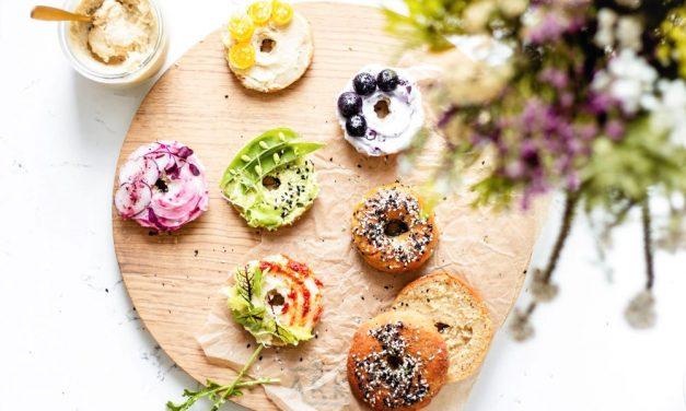 Vegan Paleo Bagels