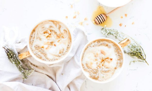 Coconut Honey Latte
