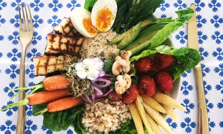 Vicki Sleet's recipe for a delicious nourish bowl