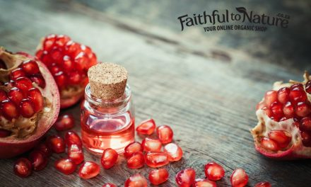 Magical Properties of Pomegranate Seed Oil