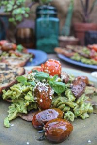 Kale and help pesto pasta4_web