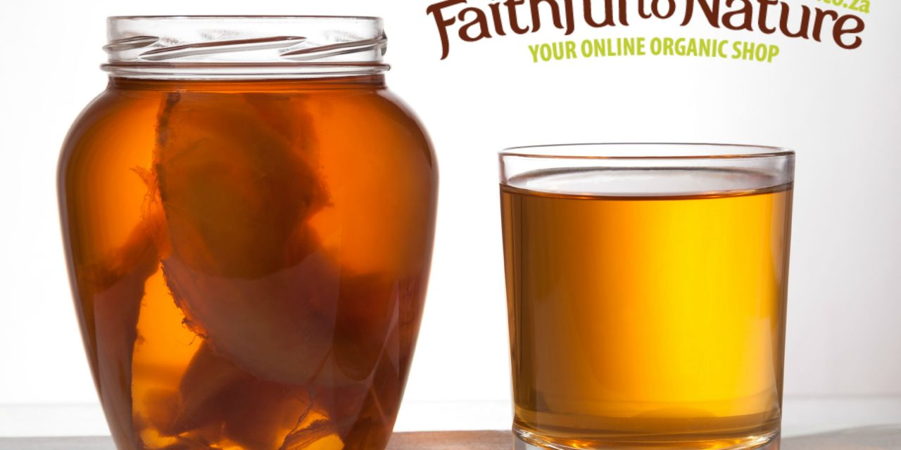 Kombucha – The Tasty Tonic With Amazing Benefits