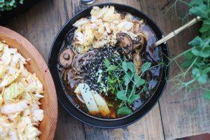 Korean Miso and Kimchi Soup_web