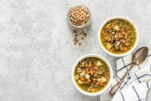 Lentil soup_web