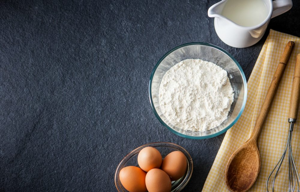 Top Tips for Low-Carb Baking