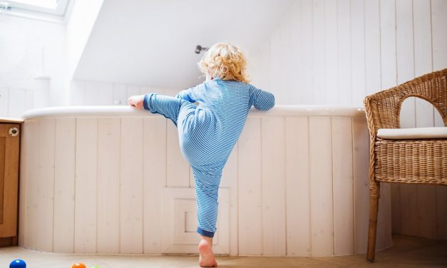 Immune Boosting for Little Ones: From the Outside In