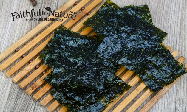 Nori – A Superfood From The Sea