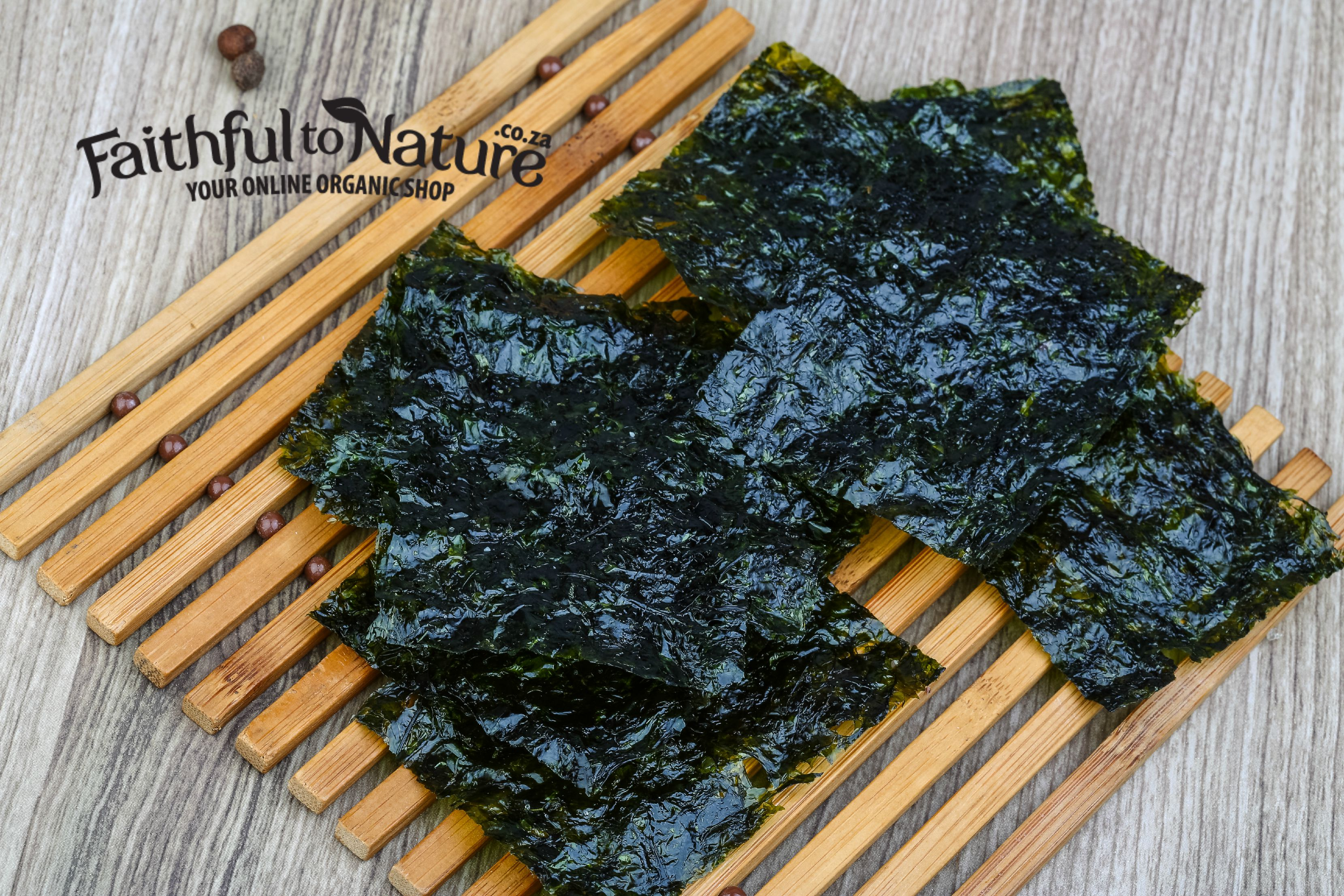 Nori - Superfood From The Sea