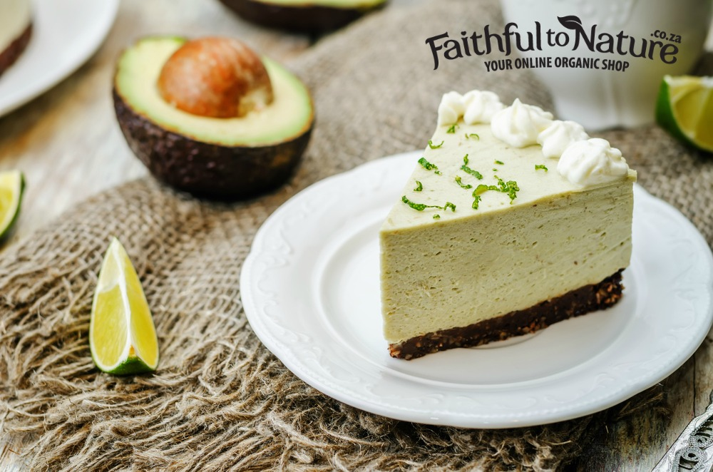 Life changing Avocado Cheese Cake