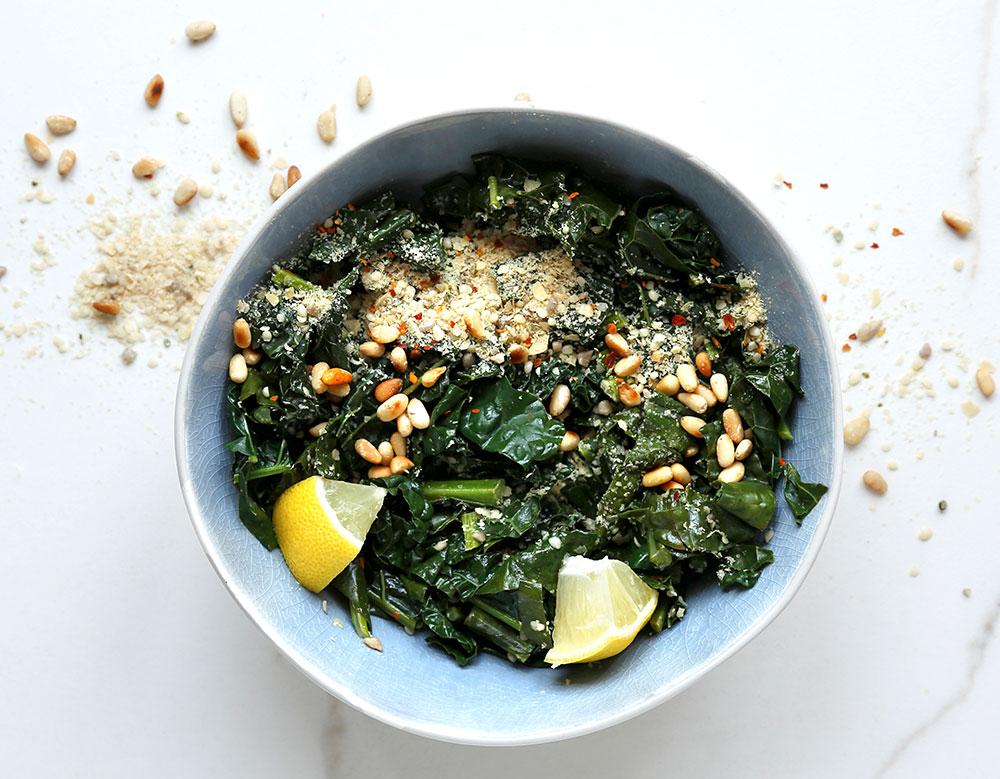 Creamy Vegan Parmesan-&-Pine-Nut-Kale_web
