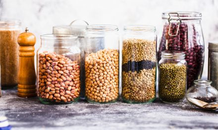 Pantry Staples for a Plant-Based Diet