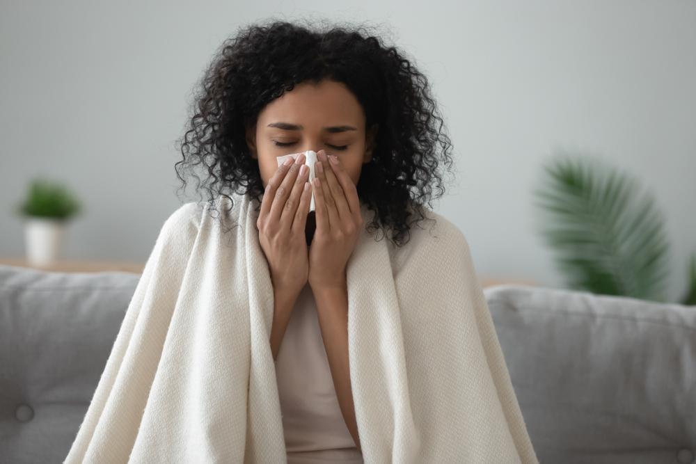 REC rest eat well & clean during flu season