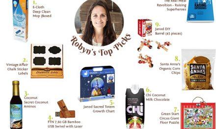 Robyn's Top Picks For September