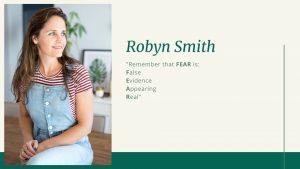 Robyn Smith
