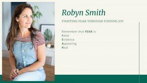 Robyn Smith_BLOG