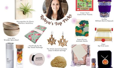 Robyn's top picks: The eco gifts I'm most excited about this year